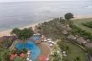 ビーチが目の前でホテルのプールにも砂浜があって嬉しい!の口コミ画像