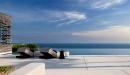 インド洋の眺望が最高に素敵なモダンなホテルの口コミ画像