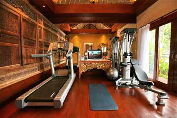 RCB Ayana villa(3bed)Gym