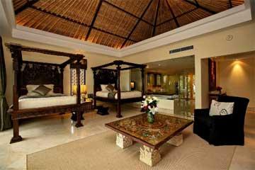 RCB Ayana villa(3bed)TWN bed room