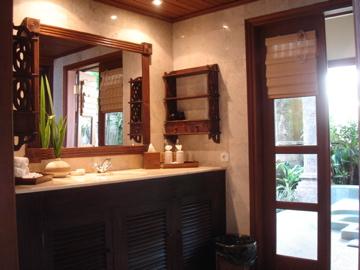 PayoganガーデンビューVillaのお部屋(洗面所、バスルーム)