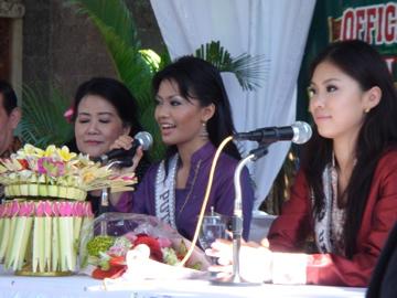 Taman sari Miss Universe 2007_5