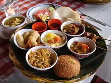 Canang sari Rest_indonesian set