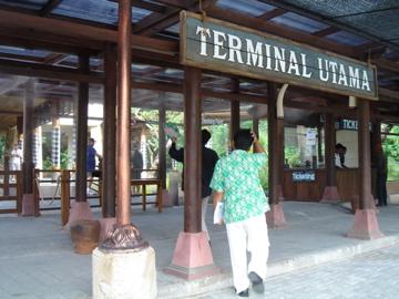 Terminal utama