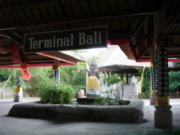 Terminal Bali
