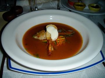 Sorrento soup
