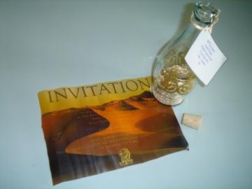 ritz invitation