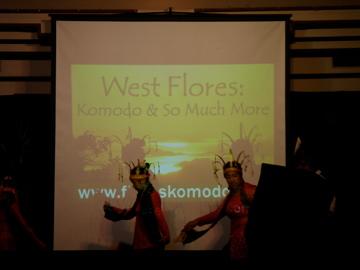 west flores party1