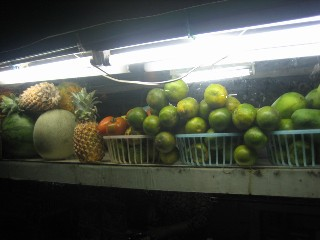 【写真】ジュースになるフルーツ