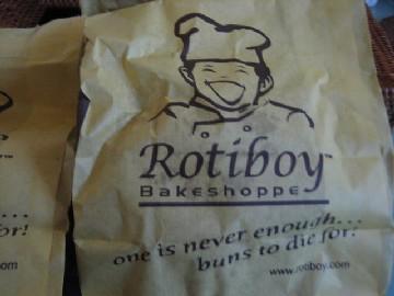 新名物「ロティボーイ」