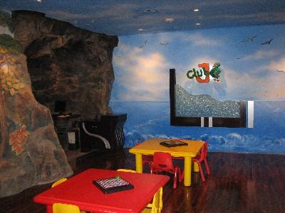 【写真】「CLUB J」室内のイメージ
